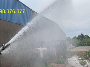 Béc AX31 - Súng tưới phun mưa bán kính 25m chuyên tưới cà phê, cỏ, tiêu, mía