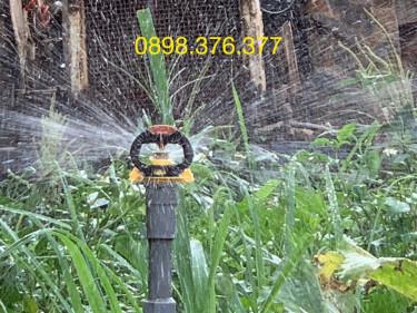 Béc X406 - Béc tưới phun mưa hạt nhỏ, đều từ trong ra ngoài