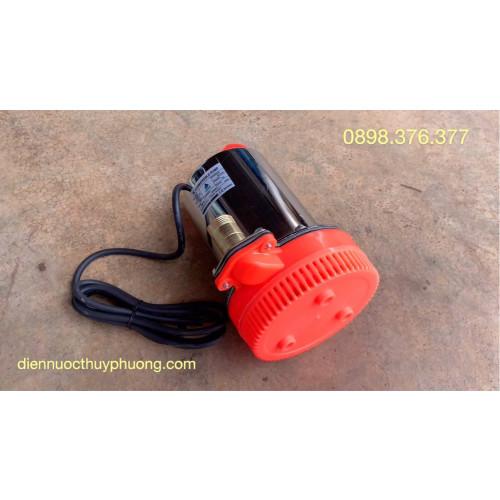 Bơm mini 12v (24v) đẩy cao, nước nhiều