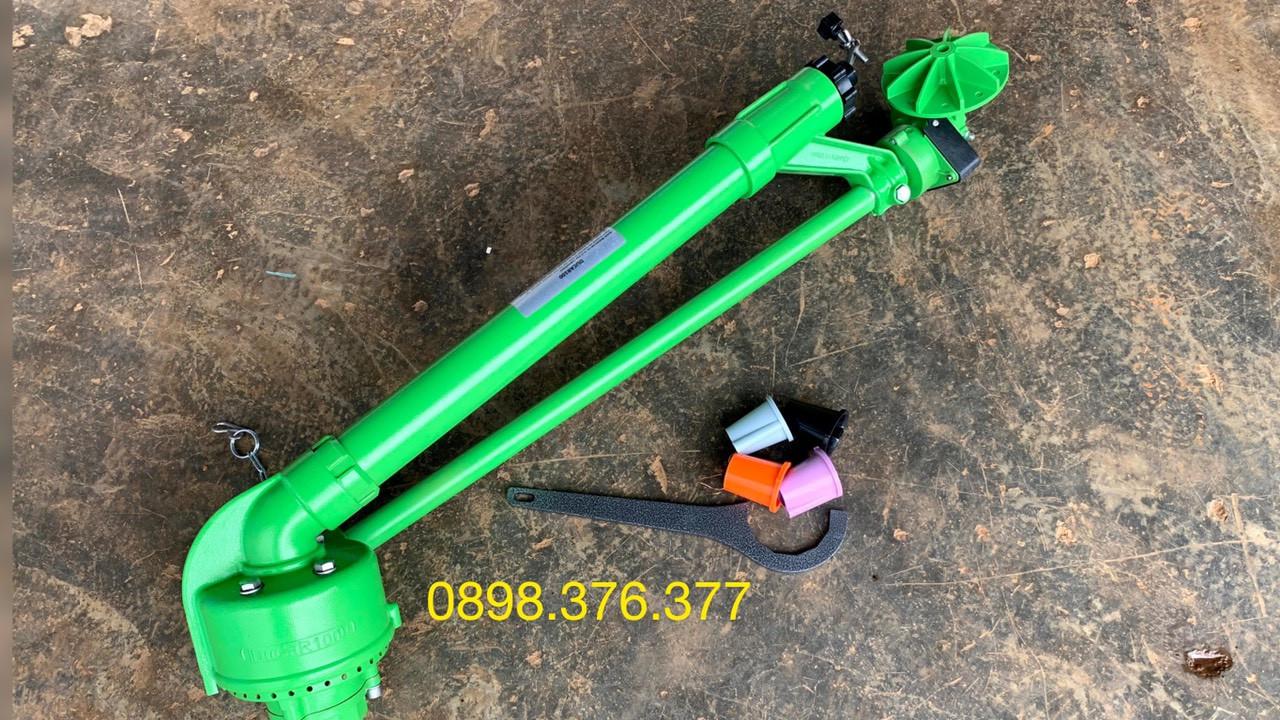 béc ducar green 100 Thổ Nhĩ Kỳ