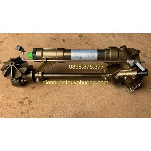 Béc DuCaR JET35T - Súng tưới phun mưa bán kính 38 mét của Thổ Nhĩ Kỳ chuyên dùng cho nước bẩn