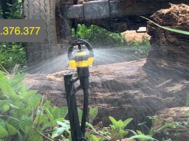 Béc T700 - béc tưới bù áp chuyên tưới đồi dốc cho cây ăn trái lâu năm
