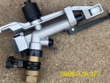 Tổng hợp béc súng tưới phun mưa bán kính lớn cho bơm điện nhỏ 1 pha